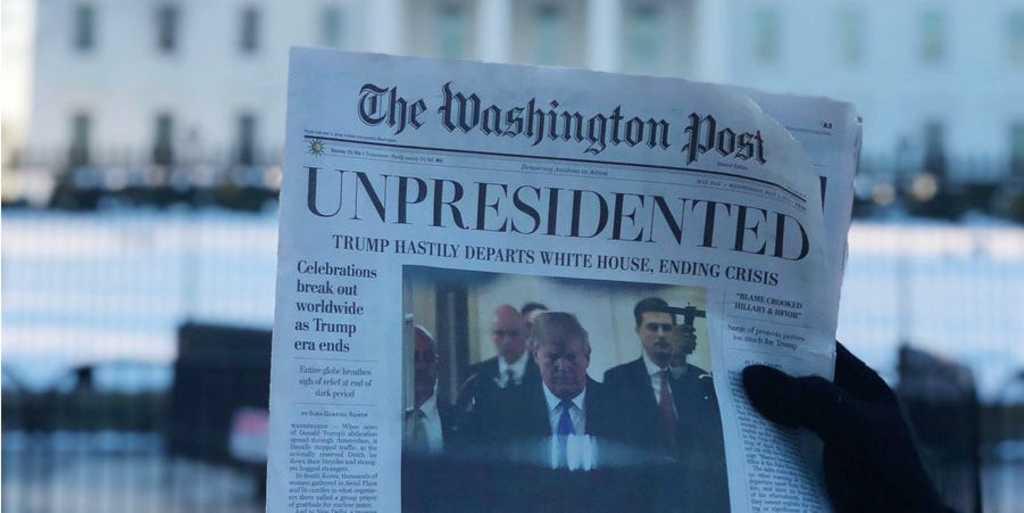 Ahora demandan al Washington Post