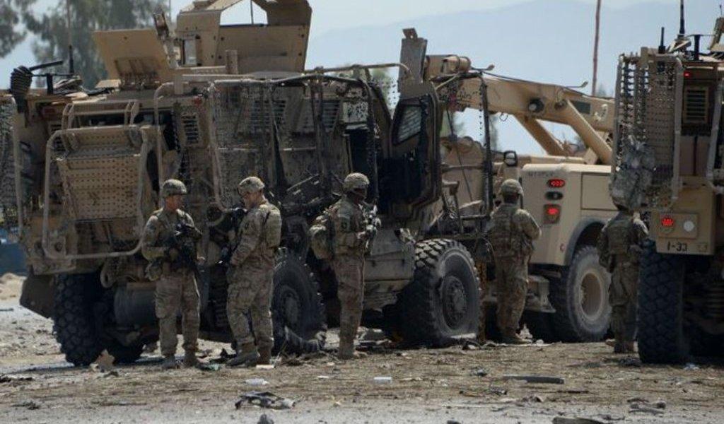 Talibanes hicieron 33 ataques