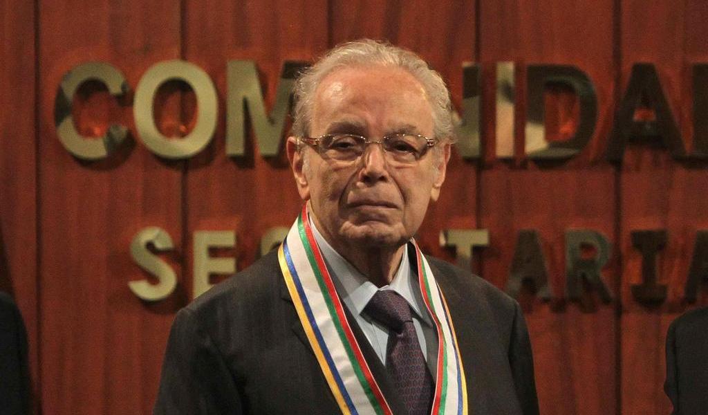 Exsecretario de la ONU, Javier Pérez, muere a los 100 años