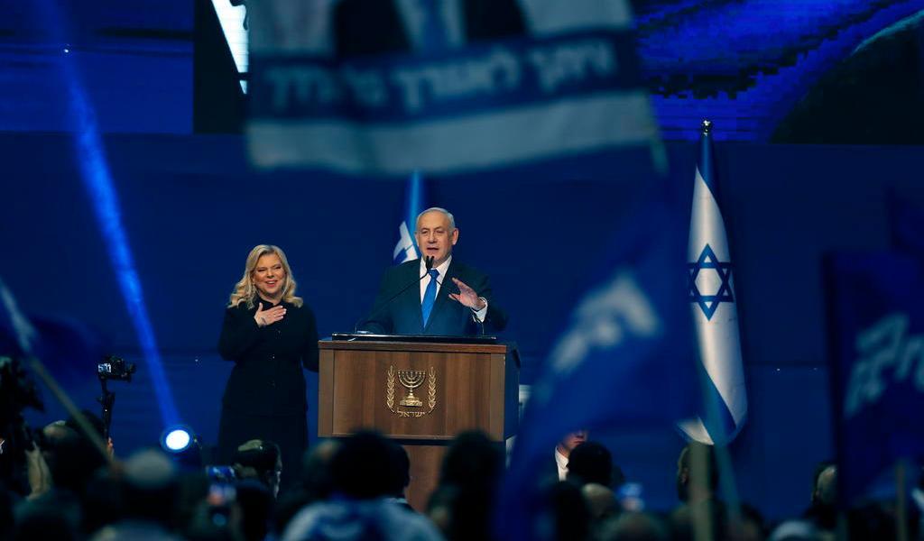 Recuento definitivo en Israel confirma el triunfo electoral de Netanyahu