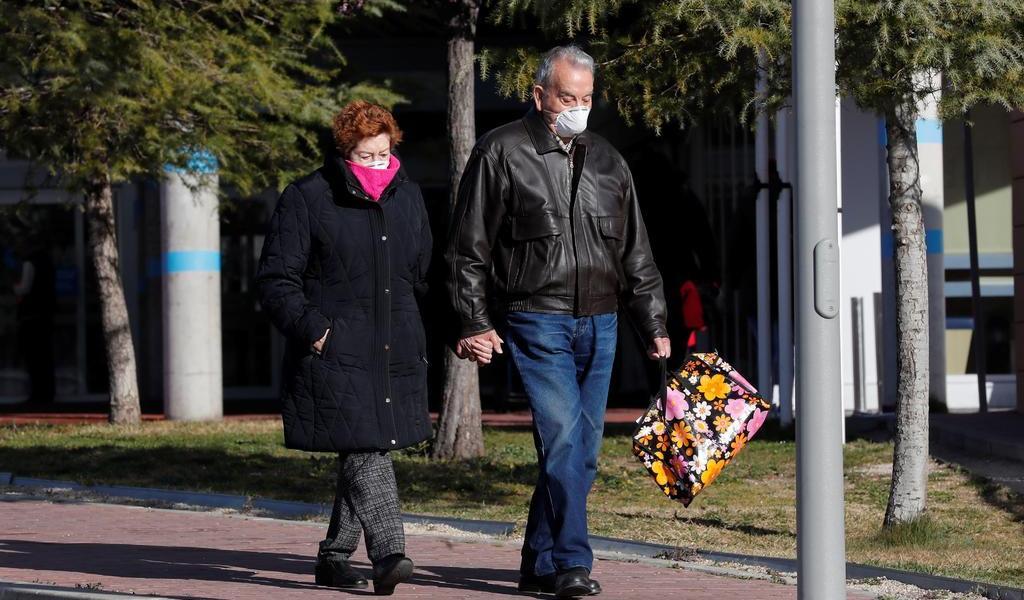 Se registra sexta muerte por el coronavirus en España