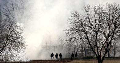 Frena Grecia flujo de migrantes con gases lacrimógenos en la frontera