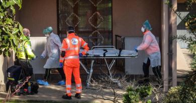 Número de contagiados por coronavirus supera los 100 mil