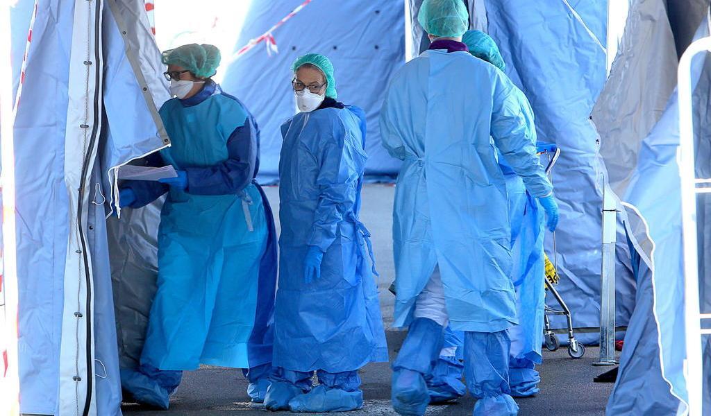 Reportan primera muerte por COVID-19 en Latinoamérica