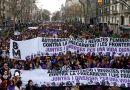 Europa protesta pese a coronavirus