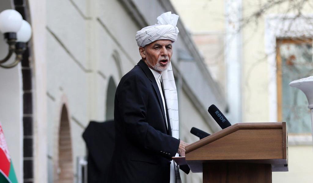 Asume Ghani un segundo mandato presidencial en Afganistán