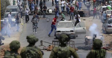 Matan a palestino de 15 años en Cisjordania