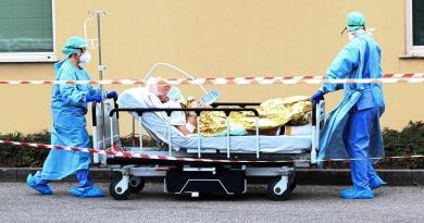 Expertos chinos combatirán el coronavirus en Italia