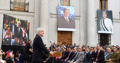 Proponen en Chile leyes 'antiabusos'