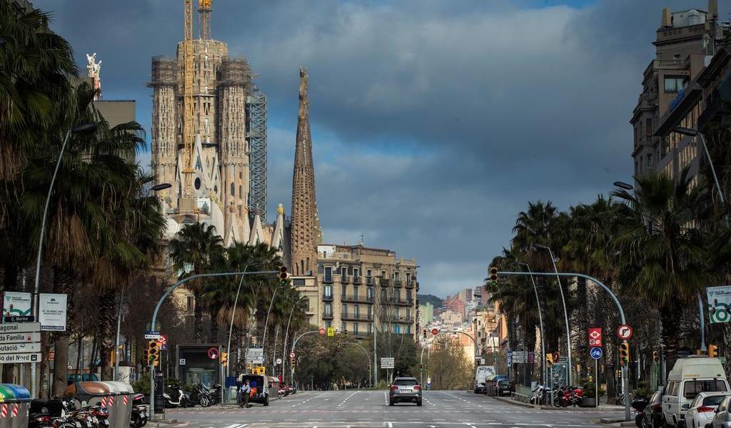 España enclaustra a sus ciudadanos ante brote de coronavirus