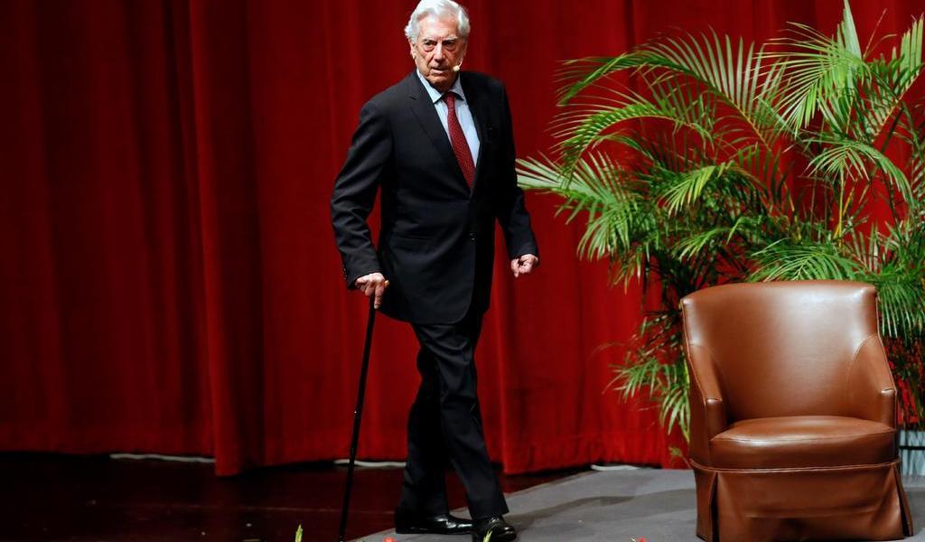 Reprueba China las críticas de Vargas Llosa sobre el COVID-19