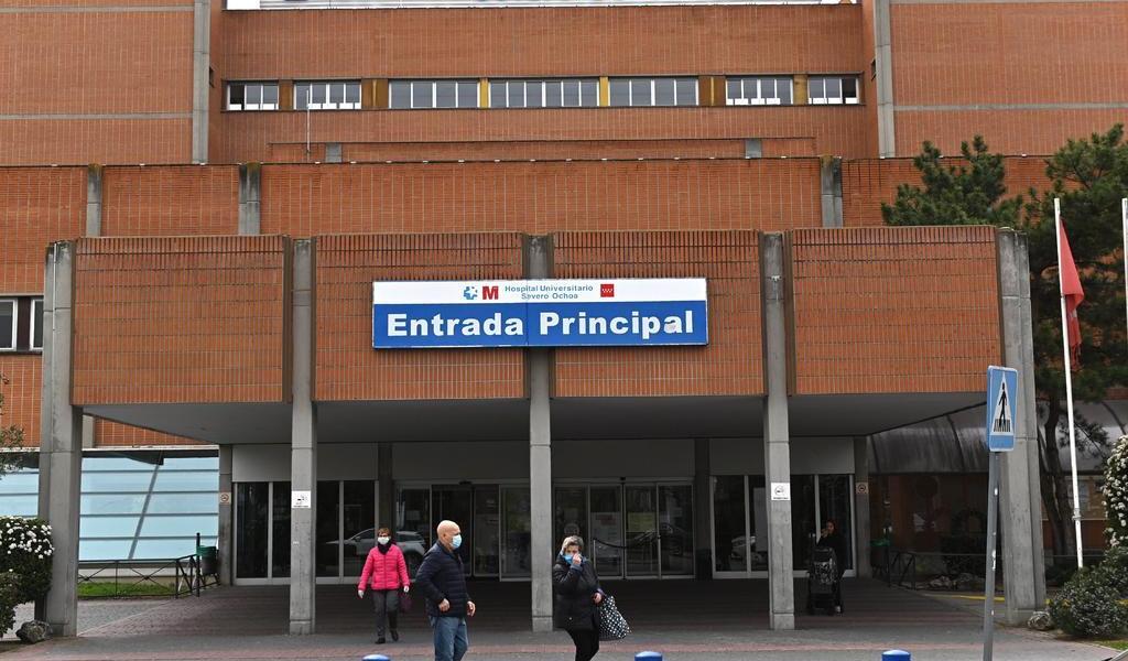 Suma España 558 fallecimientos a causa del coronavirus