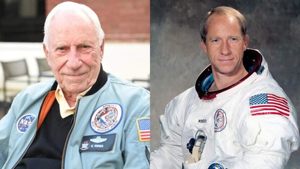 Muere Al Worden, astronauta que viajó a la Luna en la misión Apollo 15