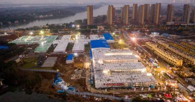 Considera Perú comprar hospital prefabricado en Wuhan
