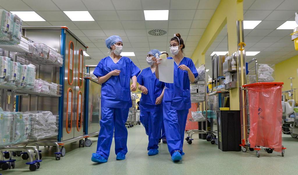 Supera Italia las 6 mil víctimas mortales con coronavirus