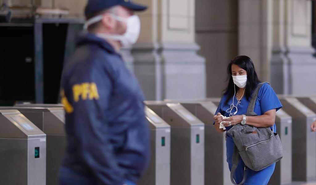 Reporta Argentina primer caso de transmisión comunitaria de COVID-19
