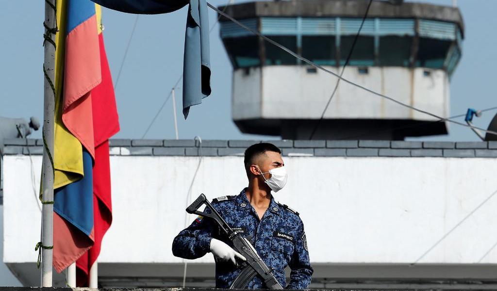 Declaran emergencia carcelaria en Colombia después de motines con 25 muertos
