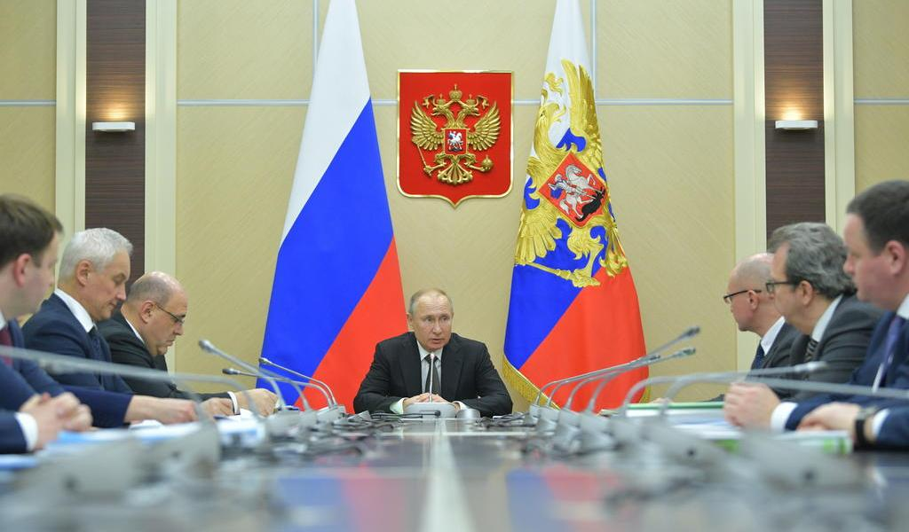 Decreta Putin próxima semana como no laborable en Rusia