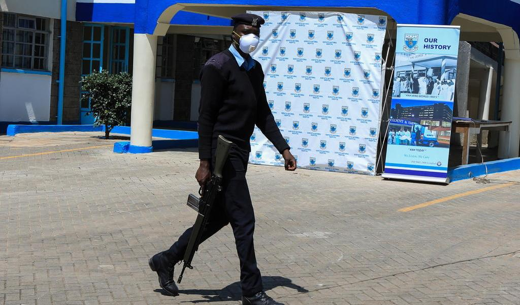 Intenta África esquivar la pesadilla del coronavirus