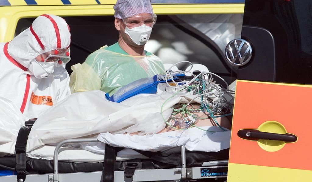 Suman 18,433 los muertos con coronavirus en todo el mundo