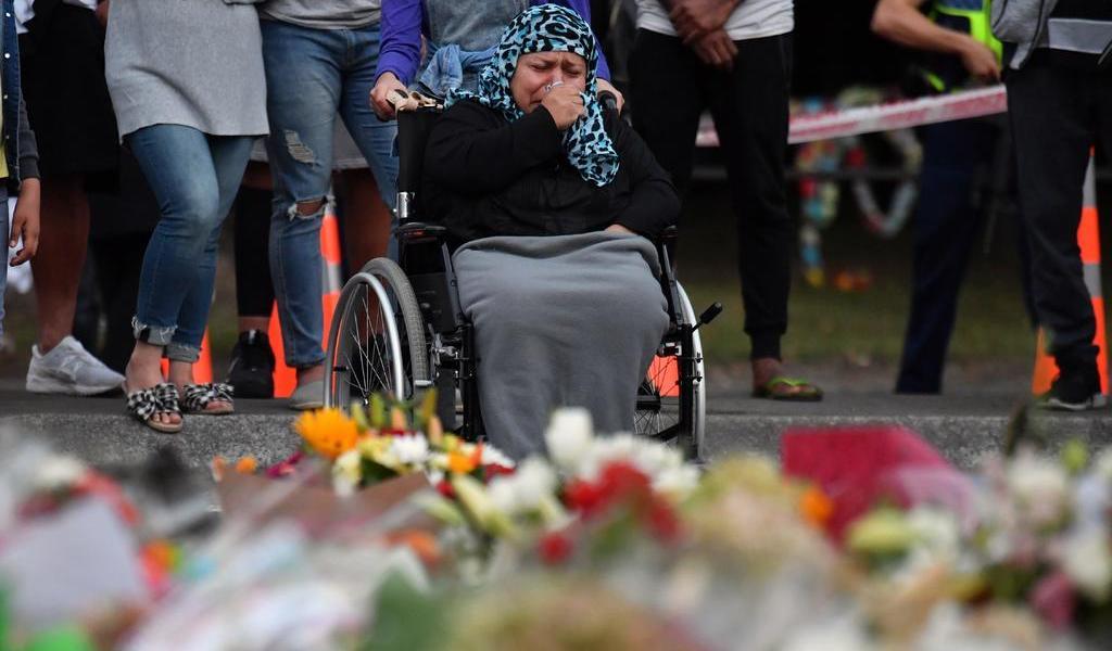 Terrorista de Nueva Zelanda se dice culpable