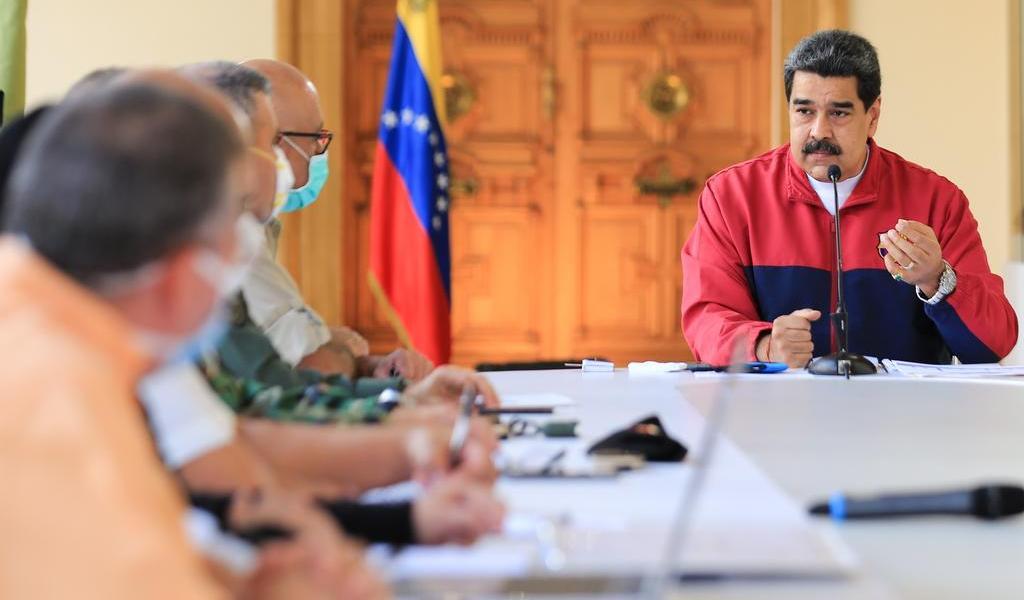 Senador asegura que EUA presentará cargos contra Nicolás Maduro por narcotráfico