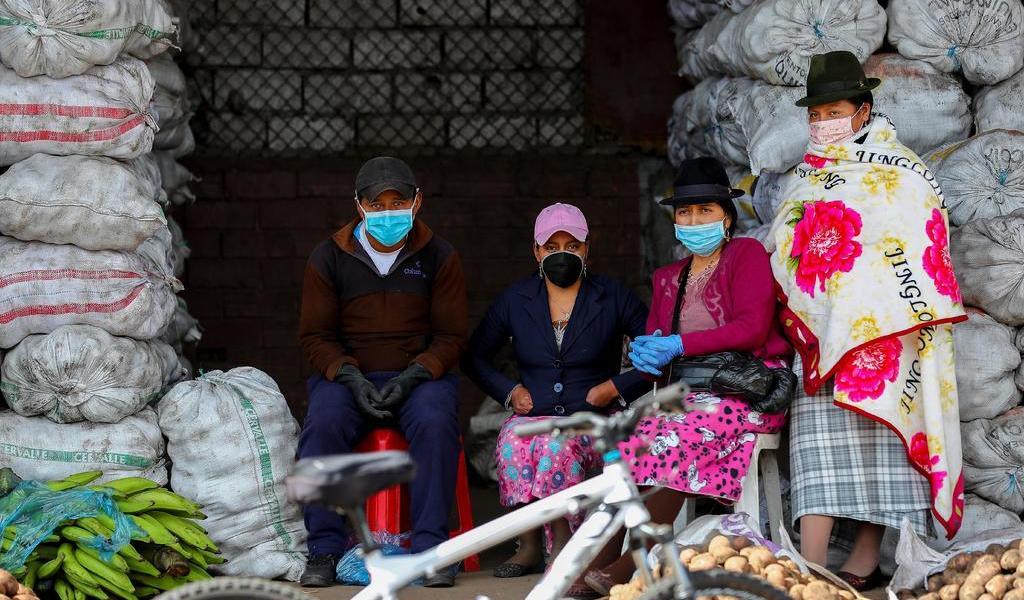Suben a 34 los muertos con coronavirus en Ecuador