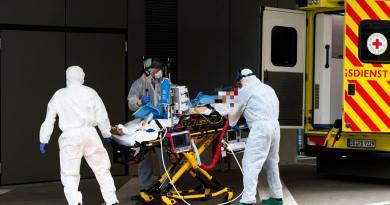 Supera Italia los 8 mil muertos con coronavirus