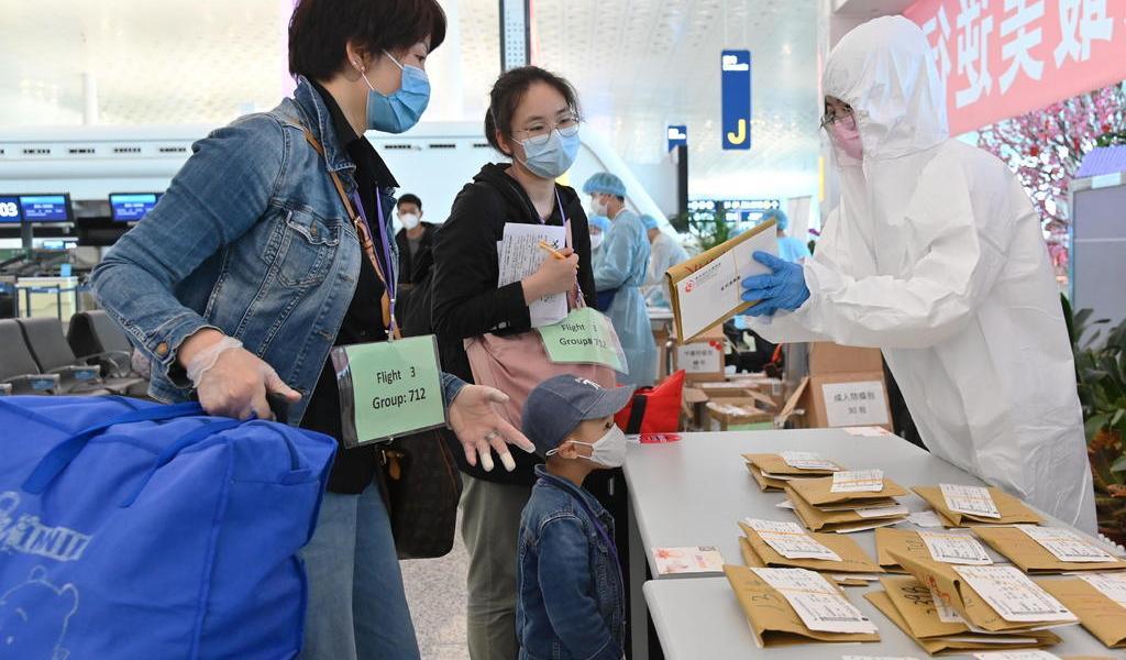 China prohíbe la entrada a extranjeros