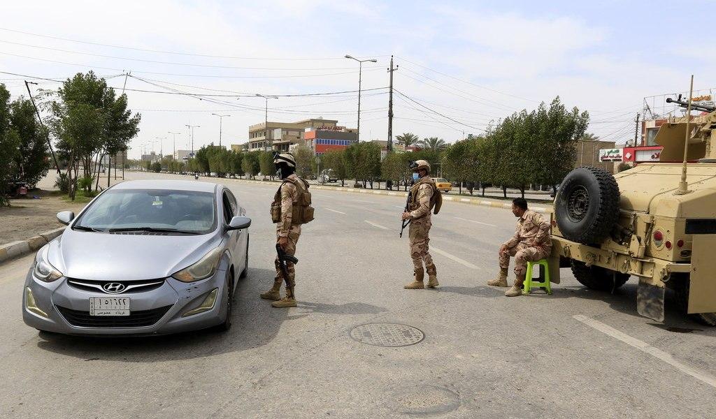 Más de 3,000 detenidos en Bagdad