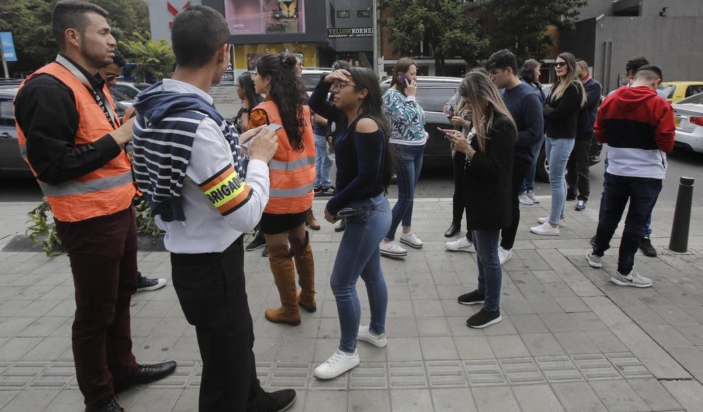 Sismo de magnitud 5.1 deja sin agua a 130 mil personas en Colombia