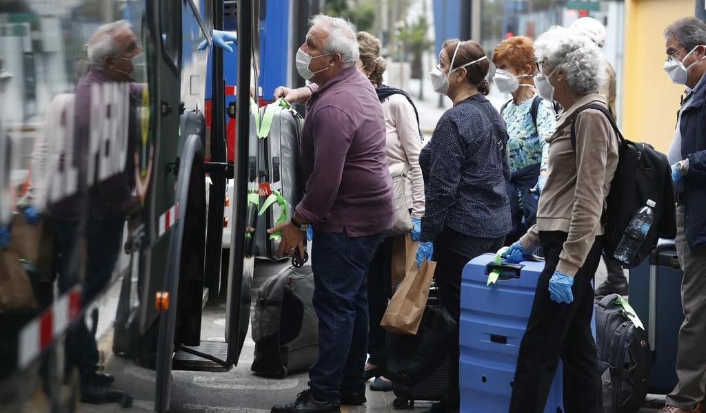 Un turista de Hong Kong, entre cinco nuevos fallecidos en Perú por COVID-19