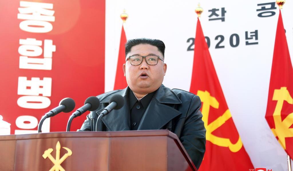 Kim Jong-un reaparece luego de 20 días de ausencia y desmiente su muerte