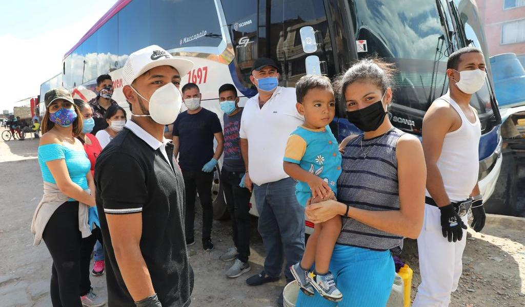 Venezuela asegura que sin las restricciones sanitarias tendrían más contagios
