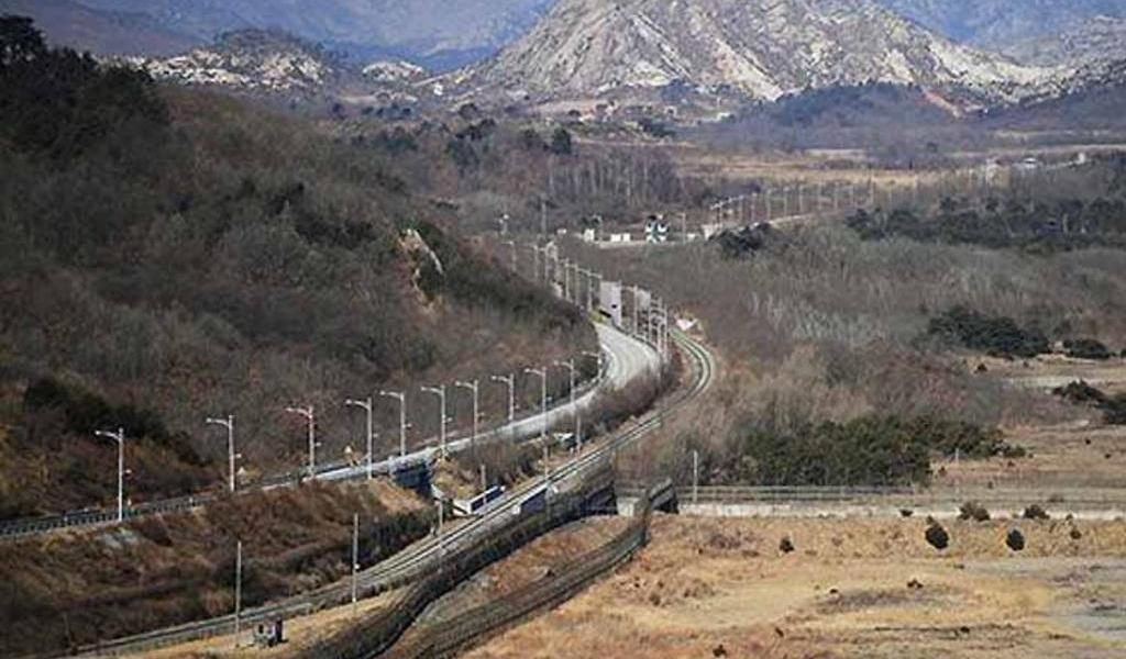 Reportan disparos entre Corea del Norte y Corea del Sur en zona desmilitarizada