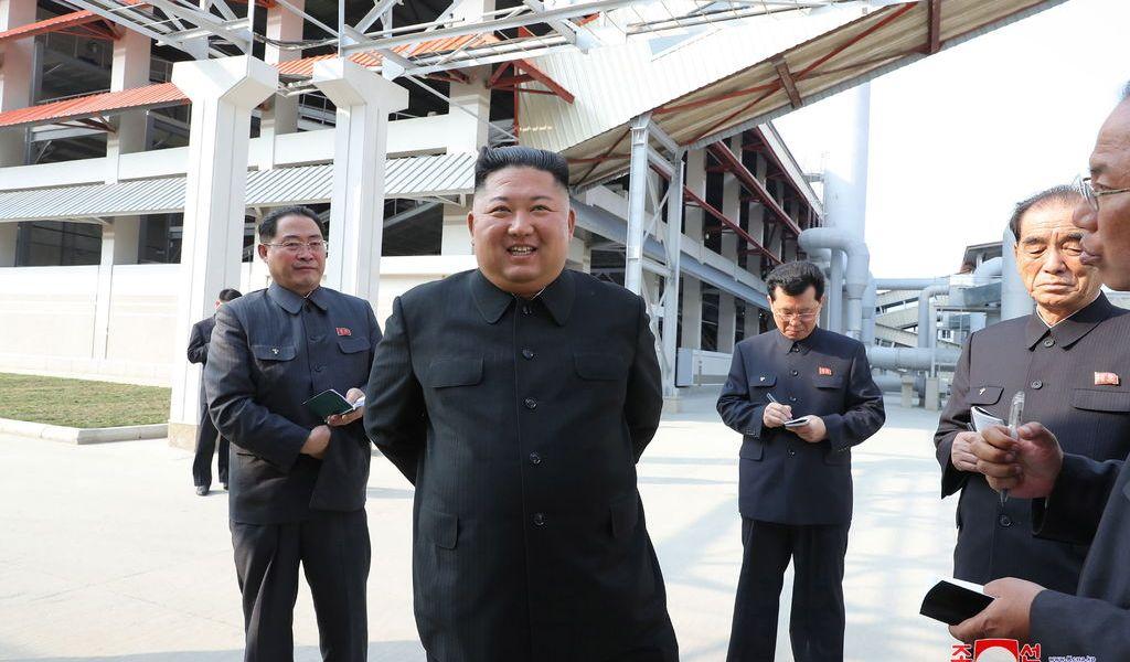 Niegan cirugía de Kim Jong-un