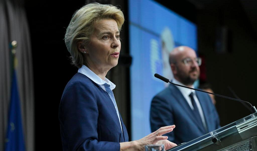 UE lidera esfuerzo en busca de vacuna
