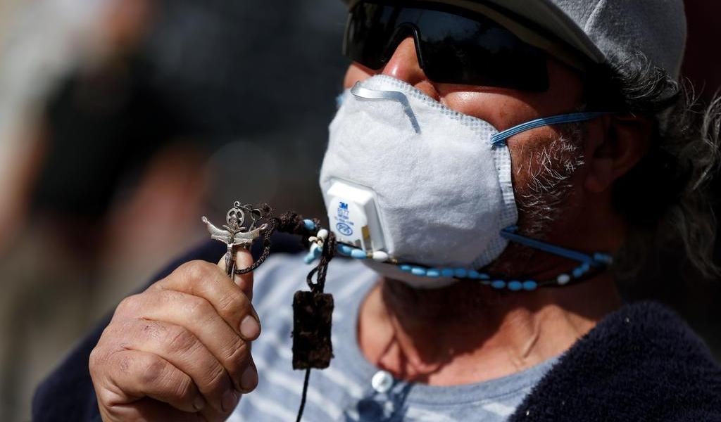 Confirma Chile 'preocupante' foco de contagios de COVID-19 en la capital