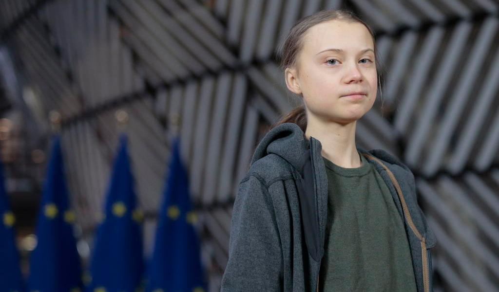 Sociedad no atiende a los hechos sobre el clima: Greta Thunberg