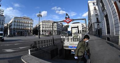 Extenderá España 15 días el estado de alarma por pandemia