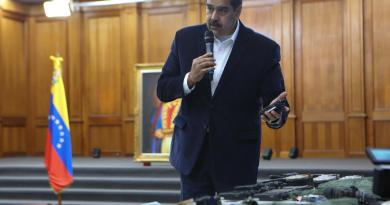 Estadounidense detenido afirma que el plan era enviar a Maduro a EUA