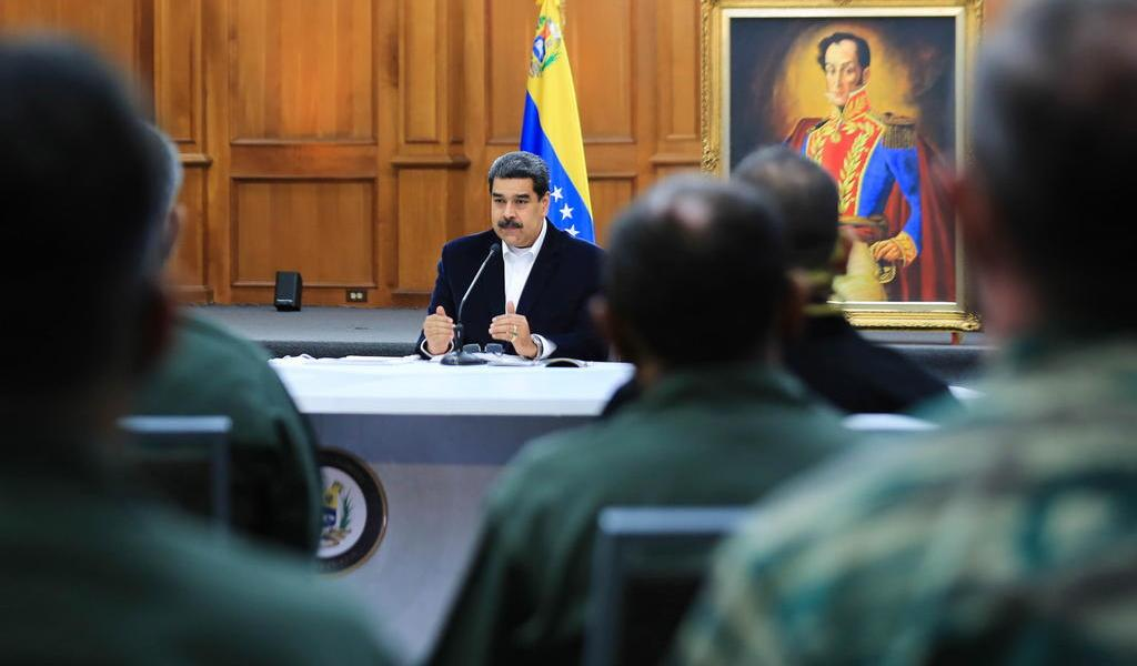 Investiga EUA a exboina verde implicado en intento de golpe contra Maduro