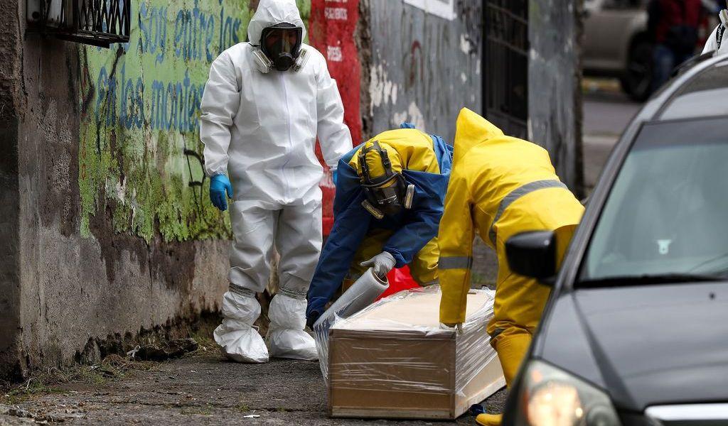 Ecuador limpió del registro epidemiológico 2,461 casos