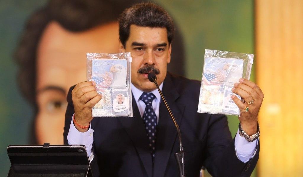Detiene Venezuela a cuatro por intento de incursión