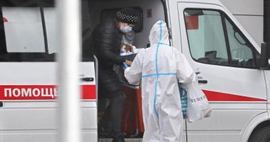 Registra Rusia récord de más de 11,000 casos de COVID-19 en un solo día