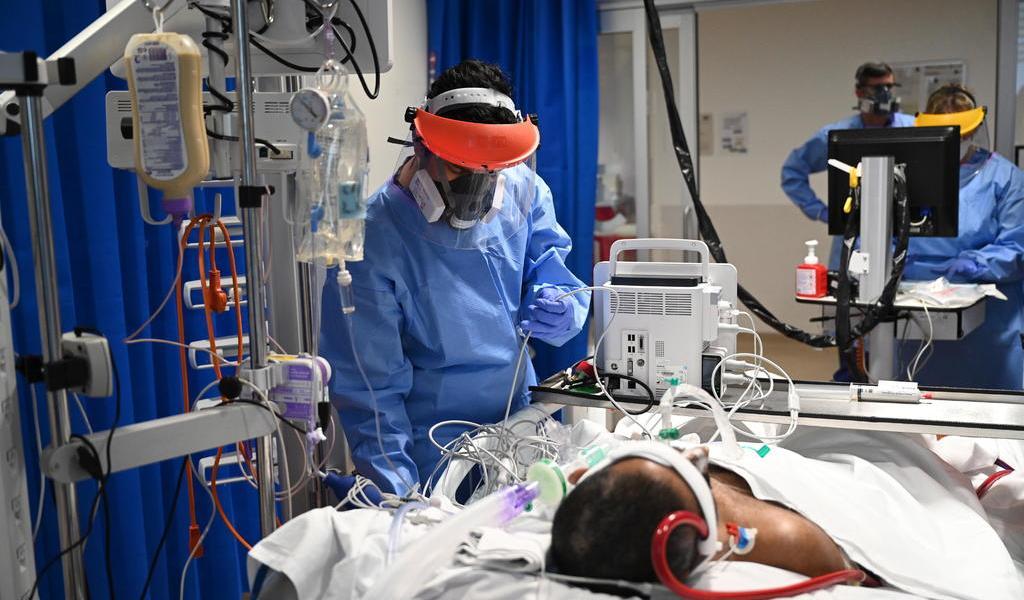 Reino Unido supera los 32,000 muertos por COVID-19
