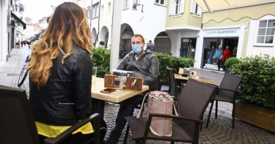 Sigue a la baja número de nuevos contagios de COVID-19 en Italia
