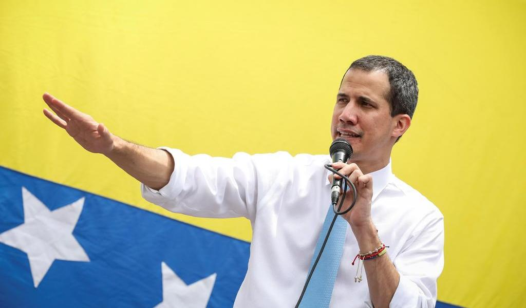 Defiende Guaidó creación de comisión que contrató a mercenarios