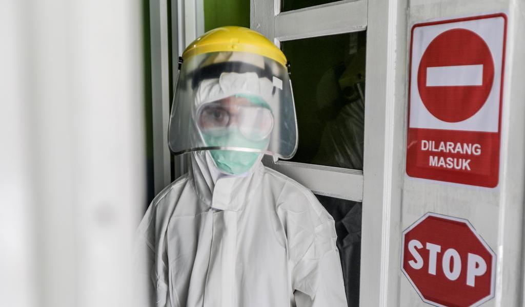 Suman más de 4.17 millones de casos de COVID-19 en el mundo