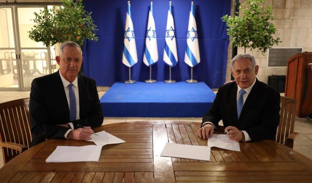 Aplazan la toma de posesión del nuevo Gobierno de Israel al domingo